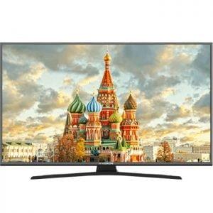 تلویزیون ال ای دی هوشمند ایکس ویژن مدل ۵۵XTU615 سایز ۵۵ اینچ