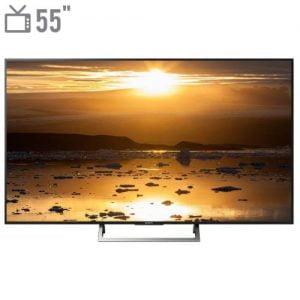 تلویزیون ال ای دی هوشمند سونی مدل ۵۵X8000E سایز ۵۵ اینچ