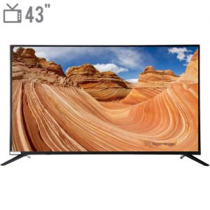 تلویزیون ال ای دی شهاب مدل ۴۳SH92N1 سایز ۴۳ اینچ