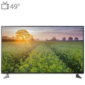 تلویزیون ال ای دی هوشمند پاناسونیک مدل TH-49EX600R سایز ۴۹ اینچ