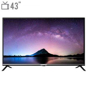 تلویزیون ال ای دی جی پلاس مدل ۴۳JH512N سایز ۴۳ اینچ