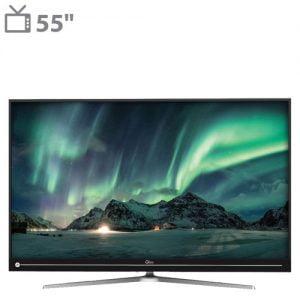 تلویزیون ال ای دی هوشمند جی پلاس مدل GTV-55JU811N سایز ۵۵ اینچ