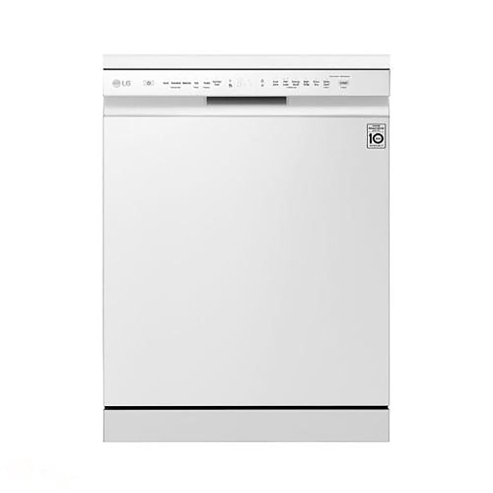 ماشین ظرفشویی ال جی مدل DFB512FP سفید
