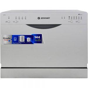 ماشین ظرفشویی زیرووات مدل ZDCF6