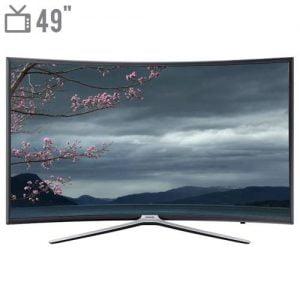 تلویزیون ال ای دی هوشمند خمیده سامسونگ مدل ۴۹M6965 سایز ۴۹ اینچ