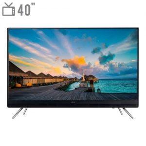 تلویزیون ال ای دی هوشمند سامسونگ مدل ۴۰M5950 سایز ۴۰ اینچ