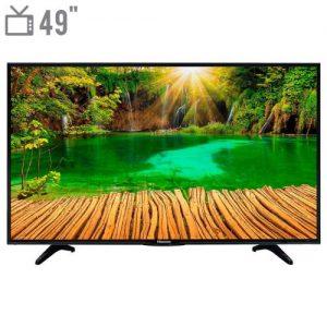 تلویزیون ال ای دی هوشمند هایسنس مدل ۴۹N2179FT سایز ۴۹ اینچ