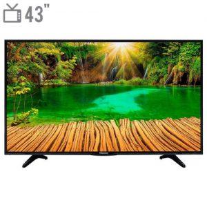 تلویزیون ال ای دی هوشمند هایسنس مدل ۴۳N2179PW سایز ۴۳ اینچ