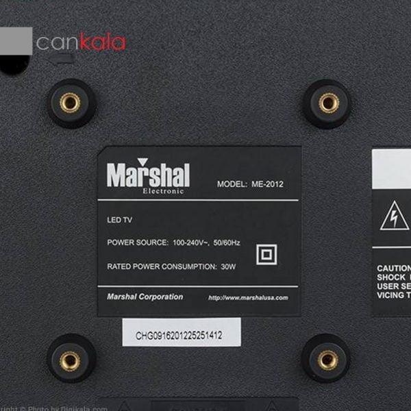 تلویزیون ال ای دی مارشال مدل ME-2012 سایز 20 اینچ