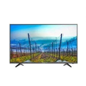تلویزیون ال ای دی هوشمند هایسنس مدل ۵۵A6100 سایز ۵۵ اینچ