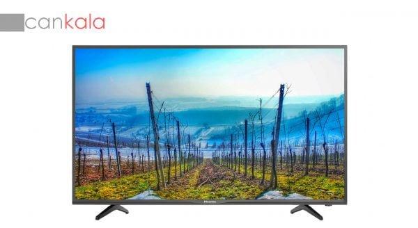 تلویزیون ال ای دی هوشمند هایسنس مدل 55A6100 سایز 55 اینچ