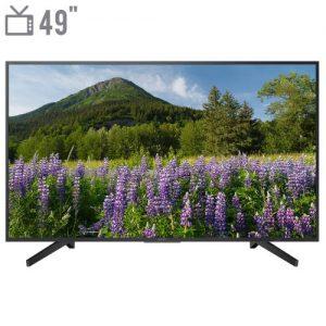 تلویزیون ال ای دی سونی مدل KD-49X7077F سایز ۴۹ اینچ