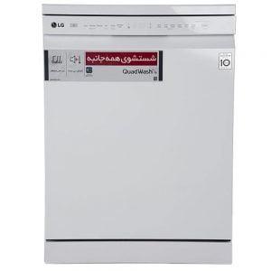 ماشین ظرفشویی ال جی مدل XD74-GSC