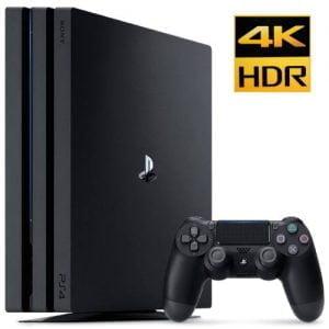کنسول بازی سونی مدل Playstation 4 Pro ریجن ۲ کد CUH-7216B ظرفیت ۱ ترابایت