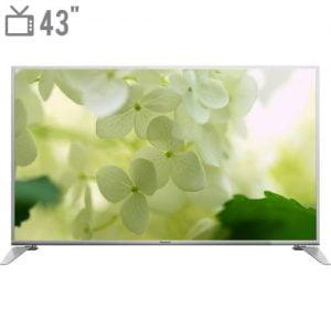 تلویزیون ال ای دی هوشمند پاناسونیک مدل ۴۳DS630R سایز ۴۳ اینچ