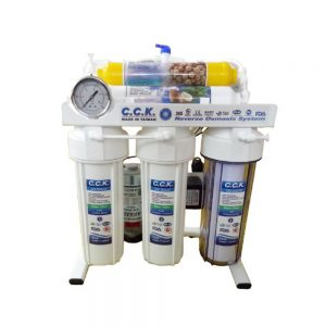 دستگاه تصفیه آب خانگی سی سی کا مدل CCK6s