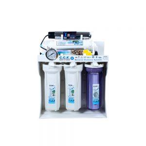 دستگاه تصفیه کننده آب خانگی سی سی کا مدل RO-09