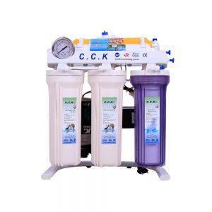 دستگاه تصفیه کننده آب خانگی سی سی کا مدل RO-39R6