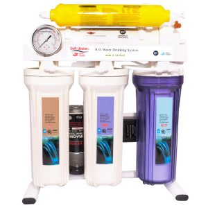 دستگاه تصفیه کننده آب سافت واتر مدل RO-6