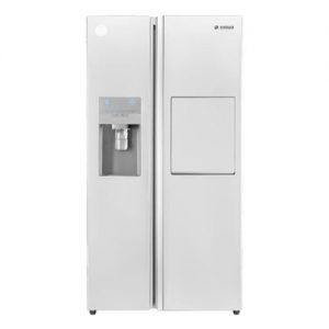 یخچال و فریزر اسنوا مدل S8-2350GW