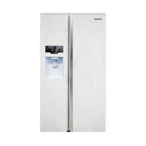 یخچال و فریزر اسنوا مدل S8-3350GW