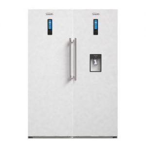 یخچال و فریزر الکترواستیل مدل ES24
