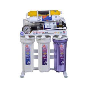دستگاه تصفیه آب ۶ مرحله ای سافت واتر مدل جوی واتر JW-P6S