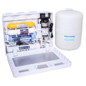 تصفیه کننده آب خانگی سافت واتر مدل کیسی case_ro7