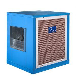کولر سلولزی تبخیری انرژی مدل EC1100 هوادهی از بغل