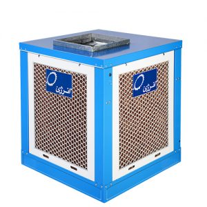 کولر سلولزی تبخیری انرژی مدل VC0550 هوادهی از بالا