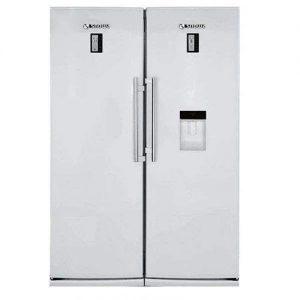 یخچال و فریزر دوقلوی اسنوا سری کوئین مدل S5-0180 Queen