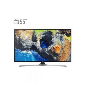 تلویزیون ال ای دی هوشمند سامسونگ مدل ۵۵MU7980 سایز ۵۵ اینچ