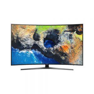 تلویزیون ال ای دی هوشمند خمیده سامسونگ مدل ۵۵MU7995 سایز ۵۵ اینچ