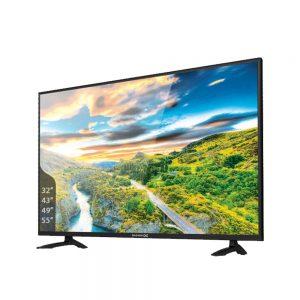 تلویزیون ال ای دی دوو مدل DLE-55G3000-DPB سایز ۵۵ اینچ