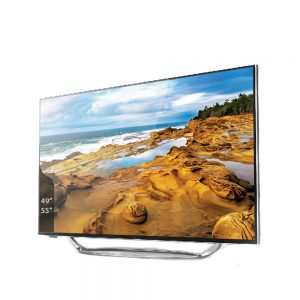 تلویزیون ال ای دی دوو مدل DLE-55G5300-DPB سایز ۵۵ اینچ