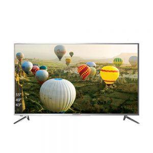 تلویزیون ال ای دی دوو مدل DLE-55H5100DPB سایز ۵۵ اینچ