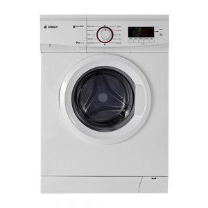 ماشین لباسشویی اسنوا مدل SWD-164W ظرفیت ۶ کیلوگرم