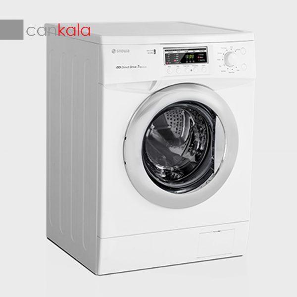 ماشین لباسشویی اسنوا مدل SWD-274CF ظرفیت 7 کیلوگرم