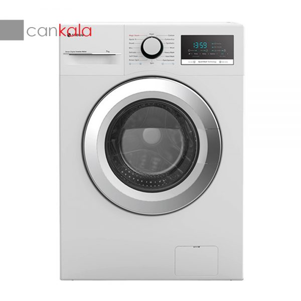 ماشین لباسشویی اسنوا مدل SWM-71101 ظرفیت 7 کیلوگرم