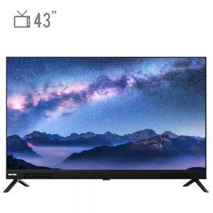 تلویزیون ال ای دی هوشمند جی پلاس مدل GTV-43KH612N سایز ۴۳ اینچ