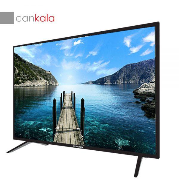 تلویزیون ال ای دی هوشمند ایکس ویژن مدل 43XK580 سایز 43 اینچ