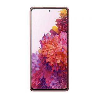 گوشی موبایل سامسونگ مدل Galaxy S20 FE red SM-G780F/DS دو سیم کارت ظرفیت ۱۲۸گیگابایت