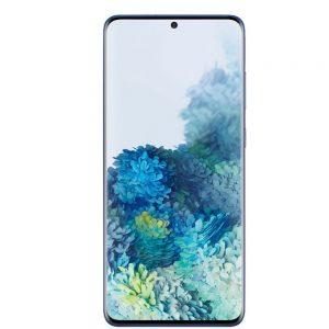 گوشی موبایل سامسونگ مدل Galaxy S20 Plus 5G aura Bule SM-G986B/DS دو سیم کارت ظرفیت ۱۲۸ گیگابایت