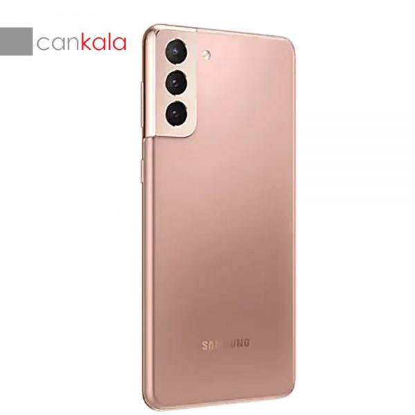 گوشی موبایل سامسونگ مدل Galaxy S21 Plus 5G Phantom Gold SM-G996B/DS دو سیم کارت ظرفیت 256 گیگابایت