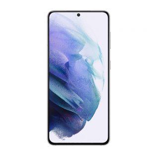 گوشی موبایل سامسونگ مدل Galaxy S21 5G Phantom White SM-G991B/DS دو سیم کارت ظرفیت ۲۵۶ گیگابایت