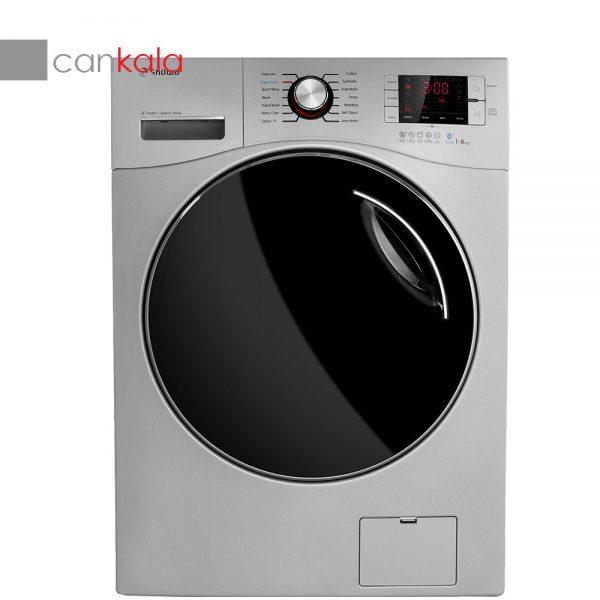 ماشین لباسشویی اسنوا مدل SWM-84507 ظرفیت 8 کیلوگرم