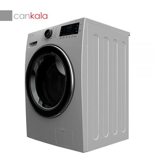 ماشین لباسشویی اسنوا مدل SWM-84518 ظرفیت 8 کیلوگرم