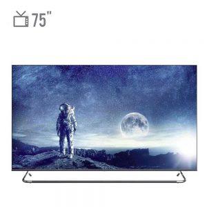 تلویزیون ال ای دی هوشمند جی پلاس مدل GTV-75KE921S سایز ۷۵ اینچ