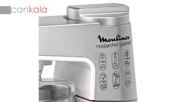 ماشین آشپزخانه مولینکس مدل QA408D